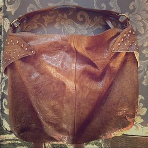 Gianni Notaro Genuine Leather Handbag